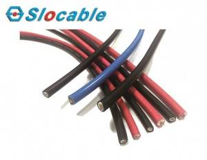 OEM Supply China Mc4 Solar 10 sq mm DC Cable Slocable