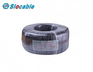 Slocable 6mm Twin Core Solar Cable for Solar System Projects