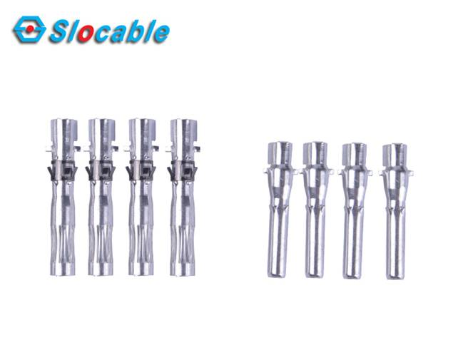 Manufacturer of thick pure copper terminal mc4 -