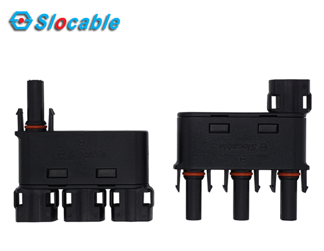 2019 Good Quality Mc4 Pv Branch Connector -