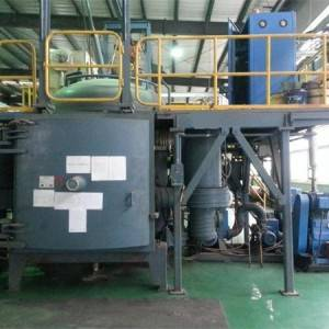 OEM/ODM Supplier Vacuum Gold Melting Induction Furnace -