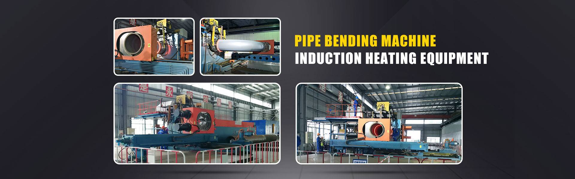 PIPE lenturan Mesin