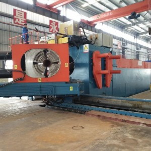 MF Pipe Bending Machine para sa Nuclear AP1000
