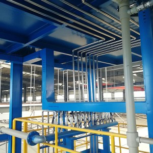 CIGS &High Purity Metal Powder Gas Atomization Equipment