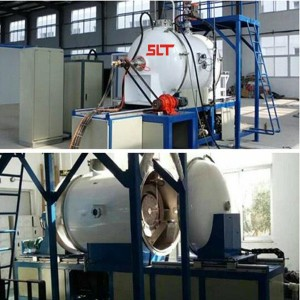 Factory Cheap Vacuum Gas Atomization Machine -