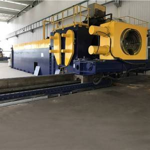 MF Heating Pipe Bending Machine