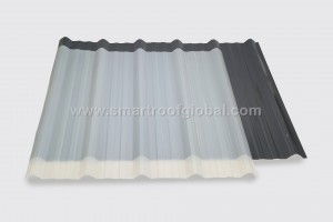 Corrugated Pvc Roofing