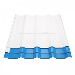 PVC Hollow Thermo Roof