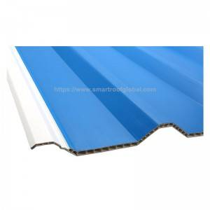PVC Hollow Roofing