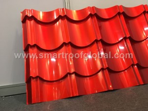 Galvanized Metal Roofing