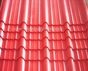 Anti-Corrosion Sheet Metal Roofing