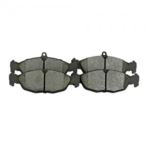 Factory making Cylinder Head - CAR BRAKE PAD FOR OPEL 16 05 087  – SMT