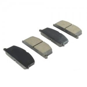 CAR BRAKE PAD FOR TOYOTA 04465-20030