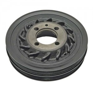 CAR PULLEY FOR MITSUBISHIMD377604