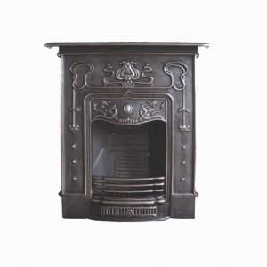 Cast Iron Wood Fireplaces FP11