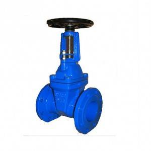 Rising Stem Resilient Soft Seated Gate Valves DIN 3352-F4