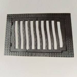 High Quality for 6 Inch Casting Pipe Fittings -