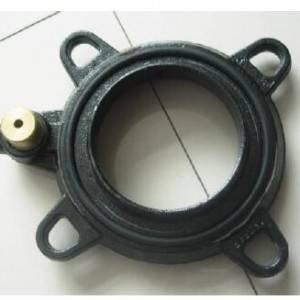 China Supplier Ductile Iron Double Flange -