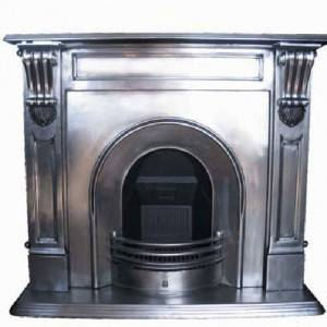 Cast Iron Wood Fireplaces FP6