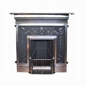 Cast Iron Wood Fireplace FP15