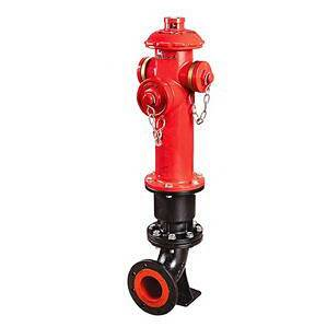 Outdoor Fire Hydrants