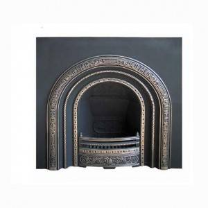 Cast Iron Wood Fireplaces FP25