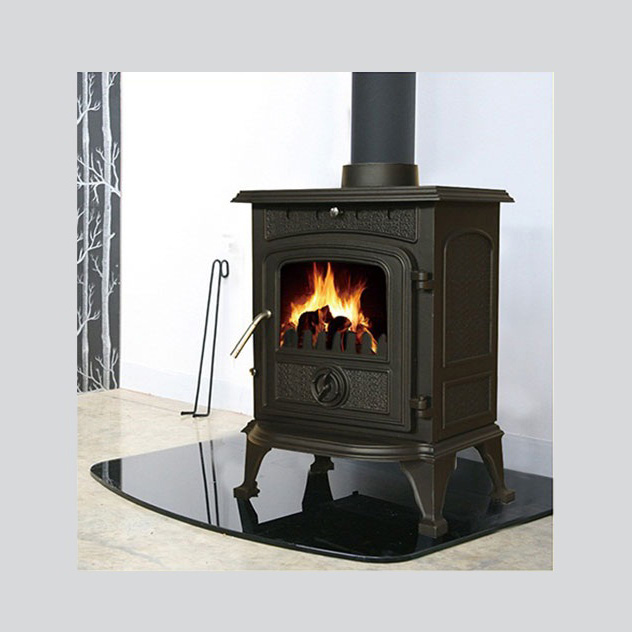 Cast Iron Wood Burning Stoves SNT-X11 Featured Image