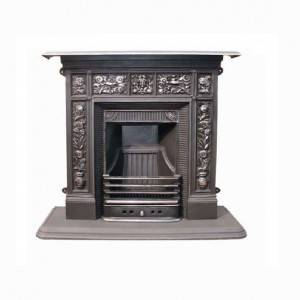 Cast Iron Wood Fireplaces FP20