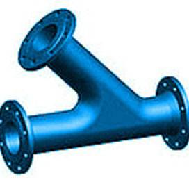 Personlized Products Nodular Cast Iron Gate Valve -
