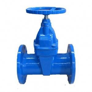 Non Rising Stem Resilient Soft Seated Gate Valves DIN 3352-F5