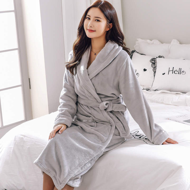 China wholesale Women Sleeping Bathrobe -