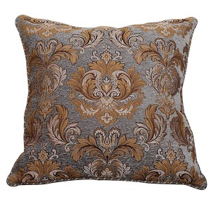 Jacquard Chenille Cushion