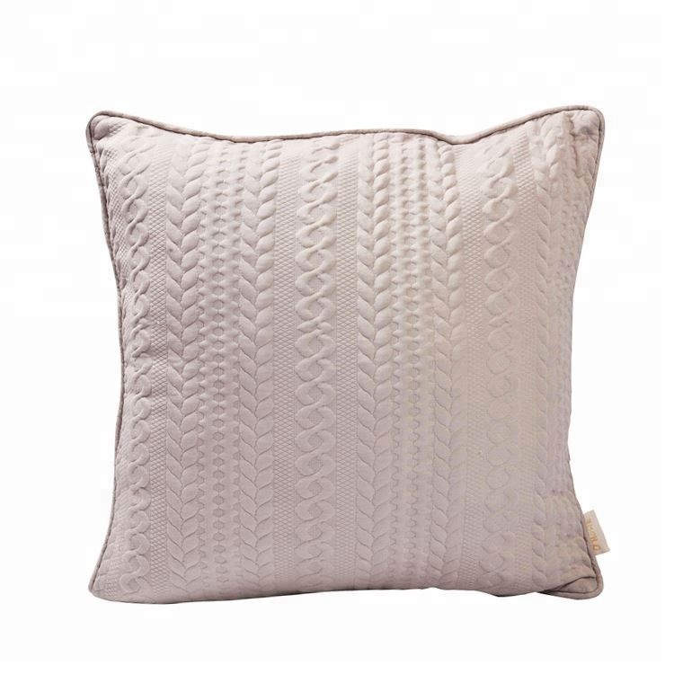 Manufacturer for Jacquard Chenille Cushion -