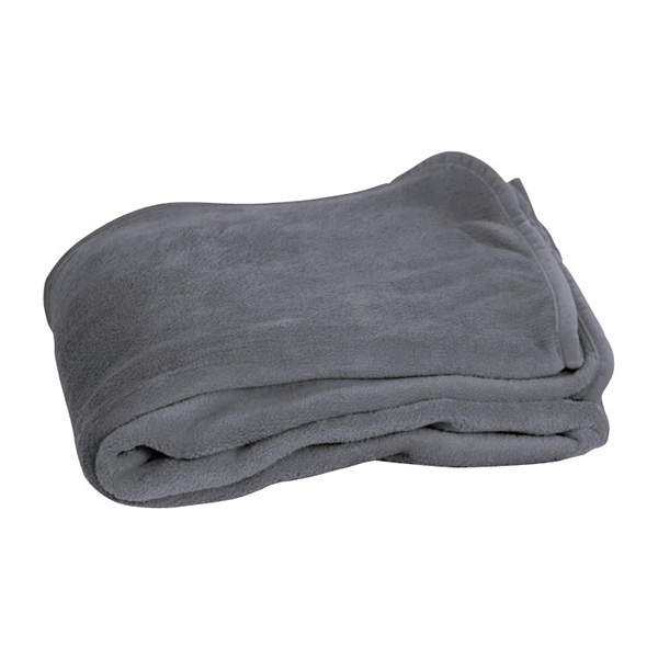 Coral Fleece Blanket With Bag Featured Image