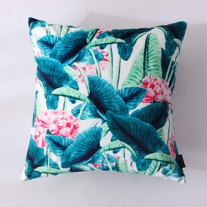 Professional China Printed Sofa Cushion -