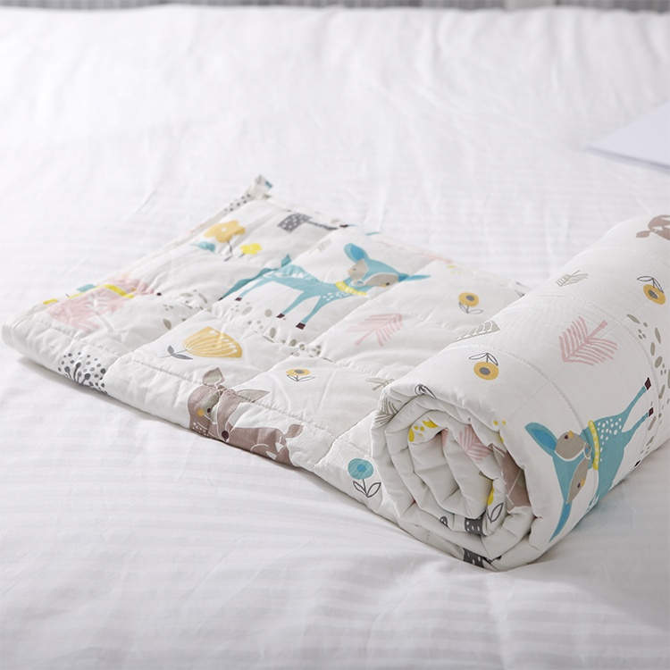 OEM Manufacturer Recycled Polyester Blanket -