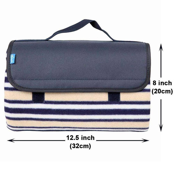 New Arrival China Luxury Travel Blanket -