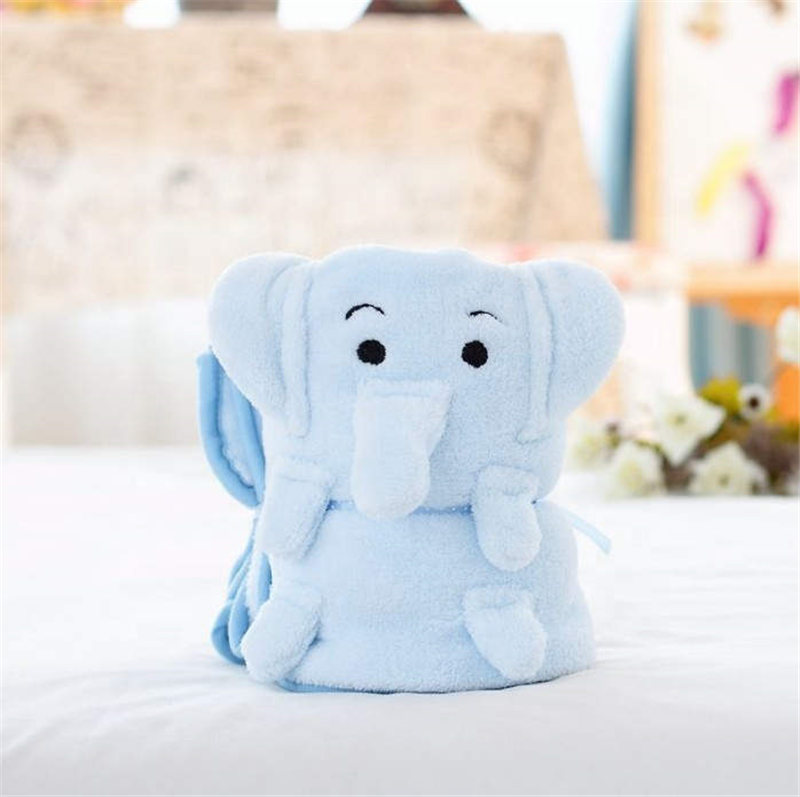 2019 wholesale price Printing Travel Blanket -