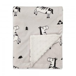 PriceList for Fleece Jacquard Blanket -
