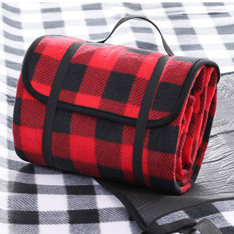 Competitive Price for Foldable Picnic Blanket -