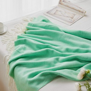Factory wholesale Sherpa Blanket -