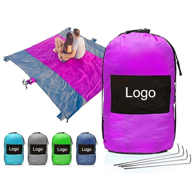 2019 High quality Waterproof Travel Blanket -