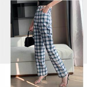 2020 fashion casual pants women wide leg pants female students Korean version loose