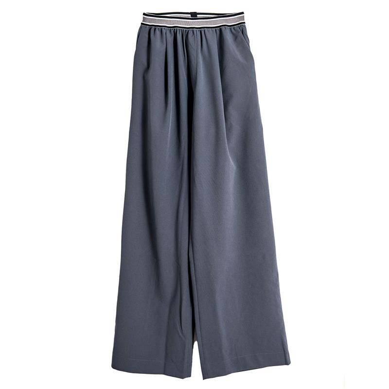 Show leg length sports wind high waist wide leg pants Featured Image