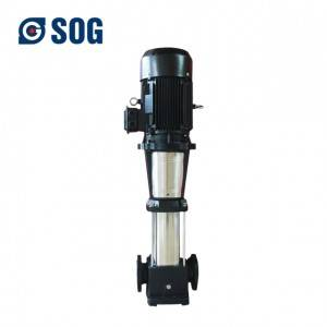 High Quality high pressure multistage centrifugal water pump