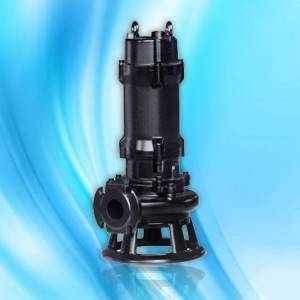 Wholesale Discount Electric Water Pump Motor Fan - WQGS Submersible Sewage Pump – SOG Pumps