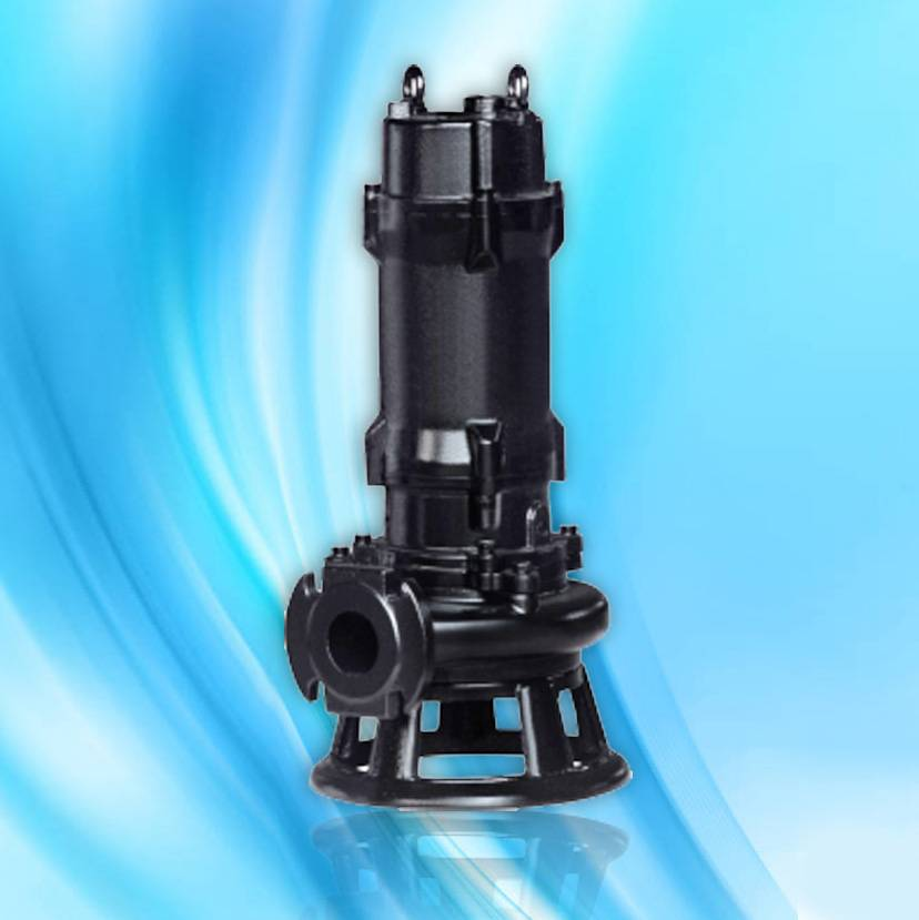 Europe style for Cdl& Gdl & Cr Vertical Multistage Pump - WQGS Submersible Sewage Pump – SOG Pumps Featured Image