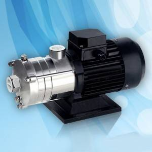 professional factory for Cooling Chiller Pump - CHLF Horizontal Multistage Stainless Steel Centrifugal Pump – SOG Pumps