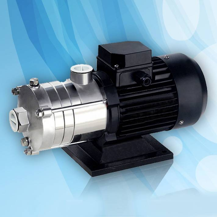 Reasonable price Spanish Water Pump - CHLF Horizontal Multistage Stainless Steel Centrifugal Pump – SOG Pumps detail pictures