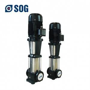 Vertical Multi stage Centrifugal Water Pump Price for Reverse Osmosis Water Filter
